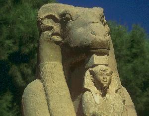 LES DIX GRANDES VERSIONS   EGYPTIENNES de la CREATION Knoum